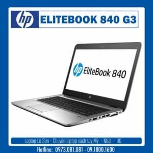 Thiết kế của HP Elitebook 840 G3