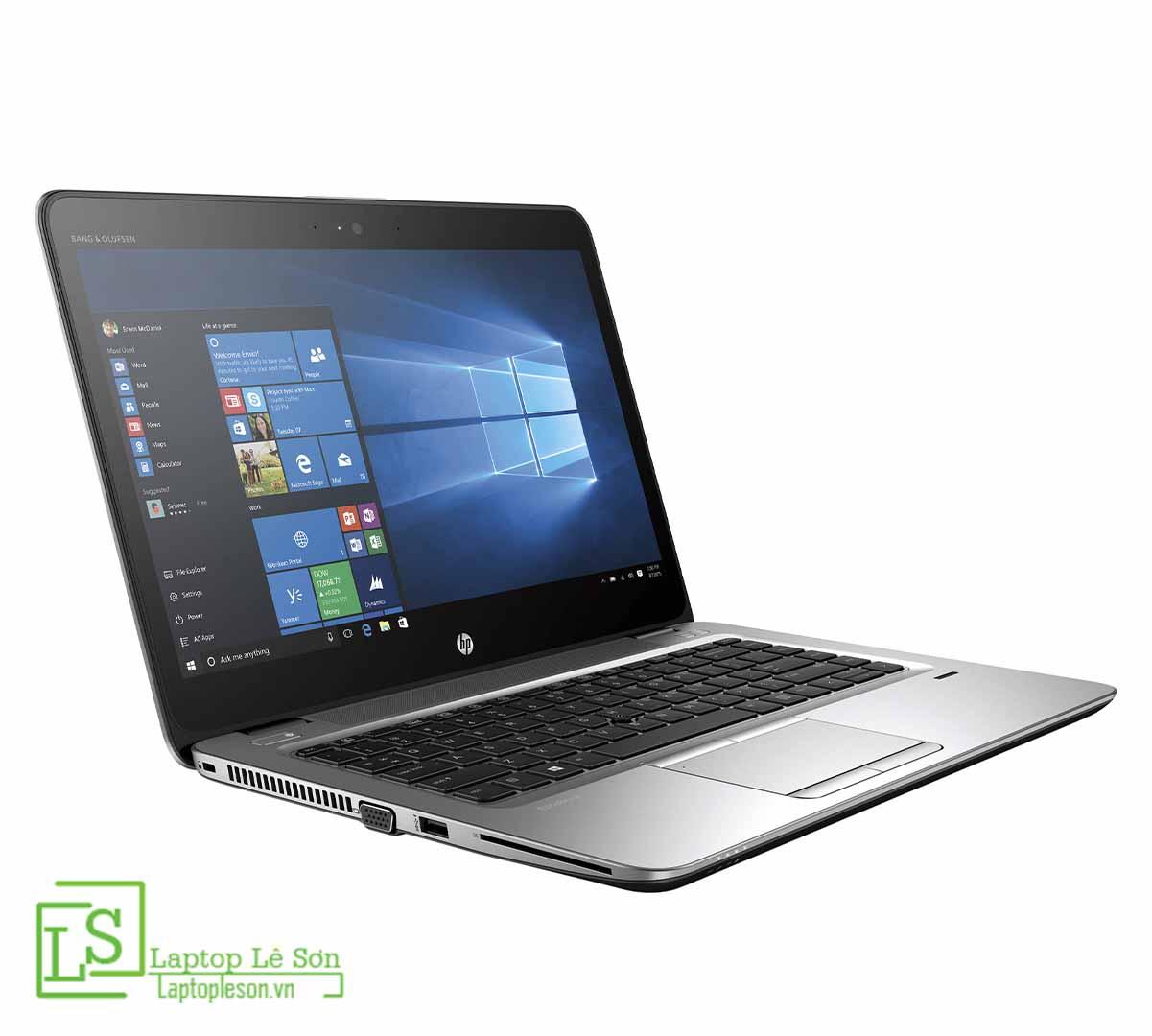 2. HP Elitebook 840 G3 - Laptop core i5 tầm giá 10 triệu hãng HP