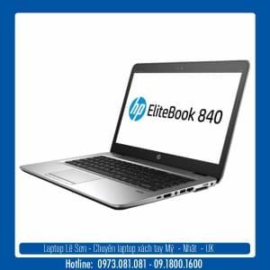 HP Elitebook 840 G3 được trang bị vi xử lý Core i5-6300U