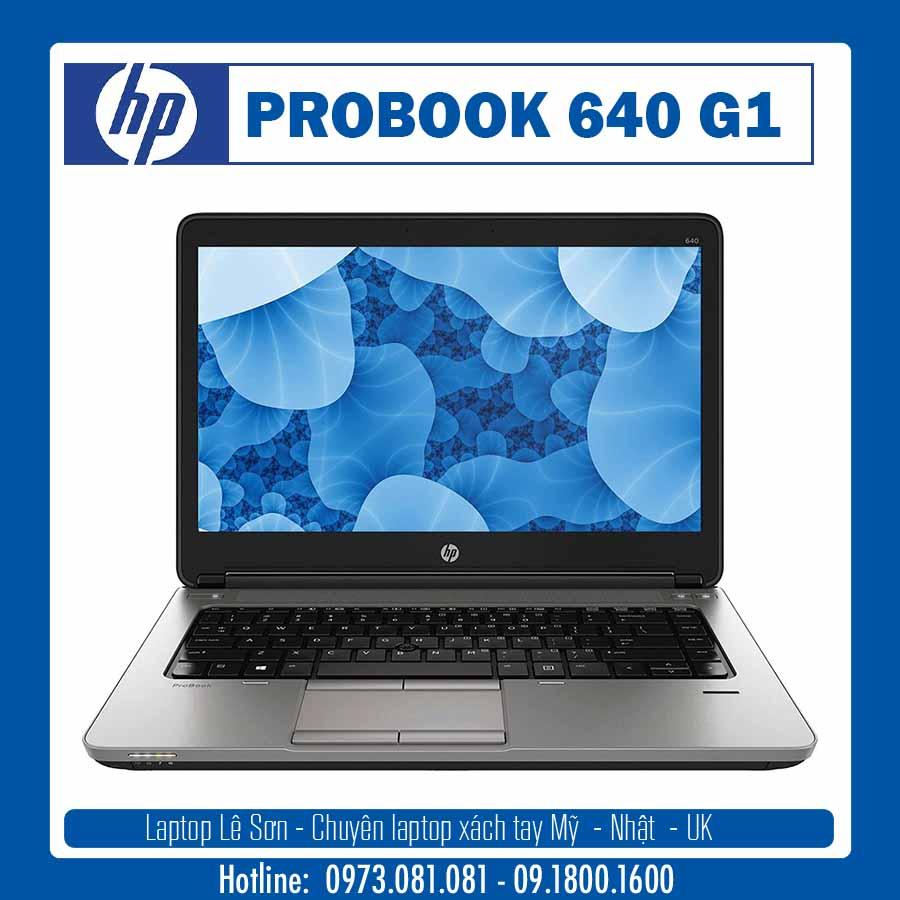 Laptop Lê Sơn HP Probook 640 G1 04