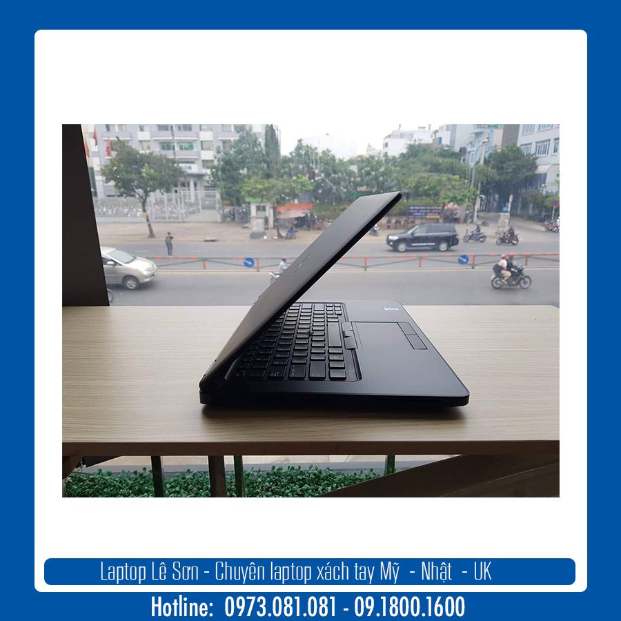 #1 Laptop tầm trung giá tốt: Dell Latitude E5450