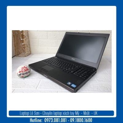 Laptop Lê Sơn - Dell Precision M4700