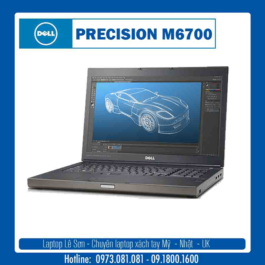 laptop lê sơn Dell M6700 001