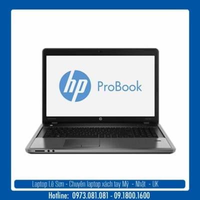 Laptop Lê Sơn HP Probook 4740s