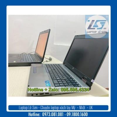 Laptop Lê Sơn HP 6570B