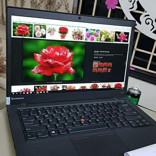 #5 Laptop tầm giá 6-7 triệu - Lenovo ThinkPad T440s