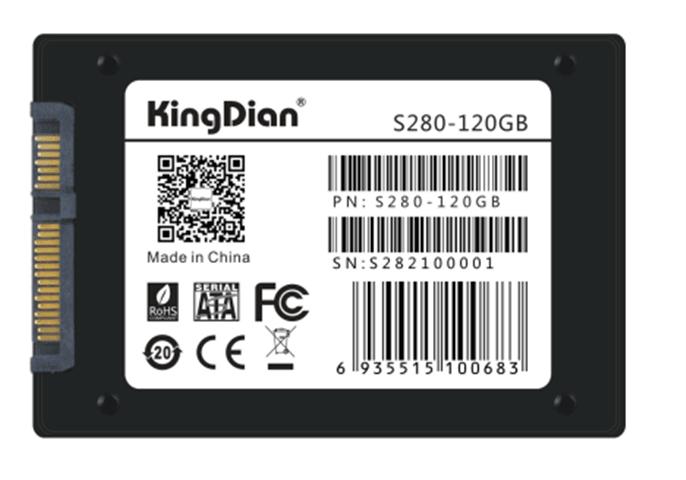 kingdian s280 120gb 2 Small Laptop Lê Sơn