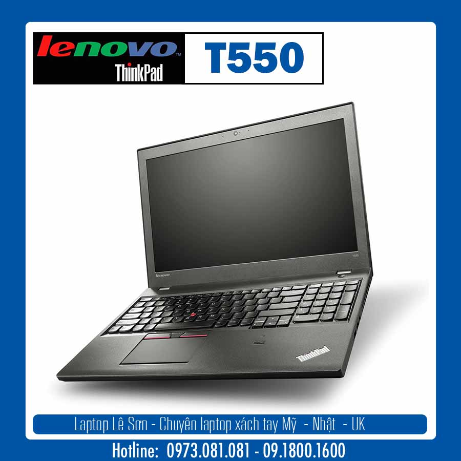 Lenovo ThinkPad T550 Laptop Lê Sơn 01