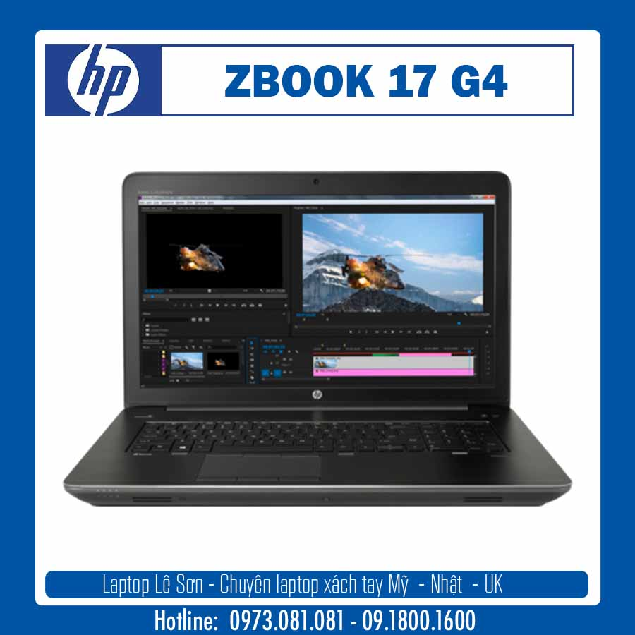 HP Zbook 17 G4 Laptop Lê Sơn 01