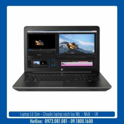 HP Zbook 17 G4 Laptop Lê Sơn