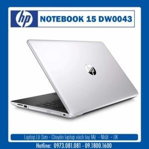 HP Notebook 15 DW0043