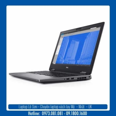 DELL Precision 7530 Laptop Lê Sơn 01