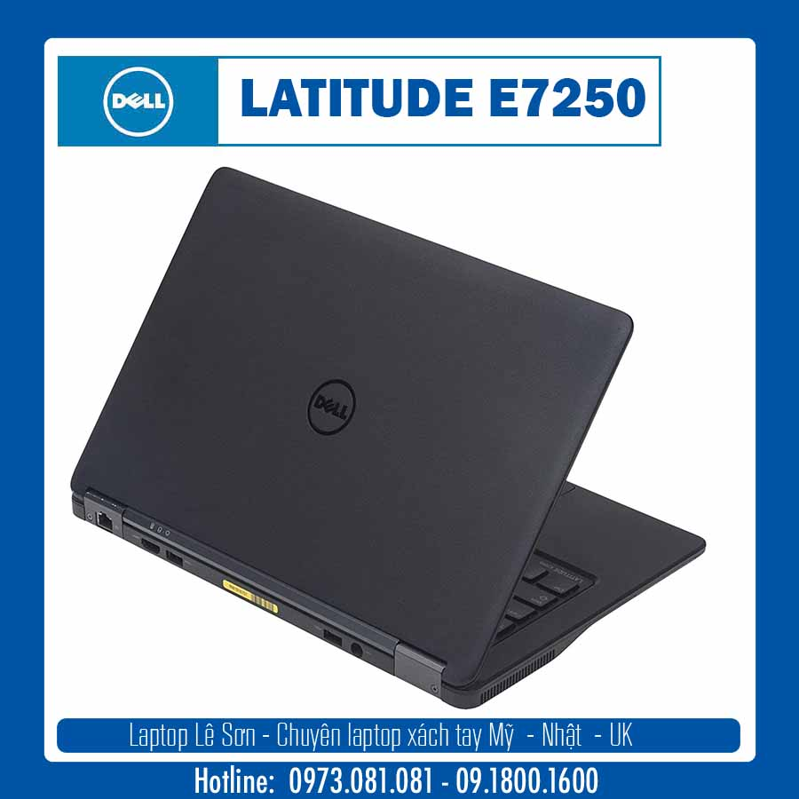 Laptop Lê Sơn Dell Latitude E7250