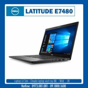 Laptop Lê Sơn Dell Latitude E7480 Laptop Lê Sơn