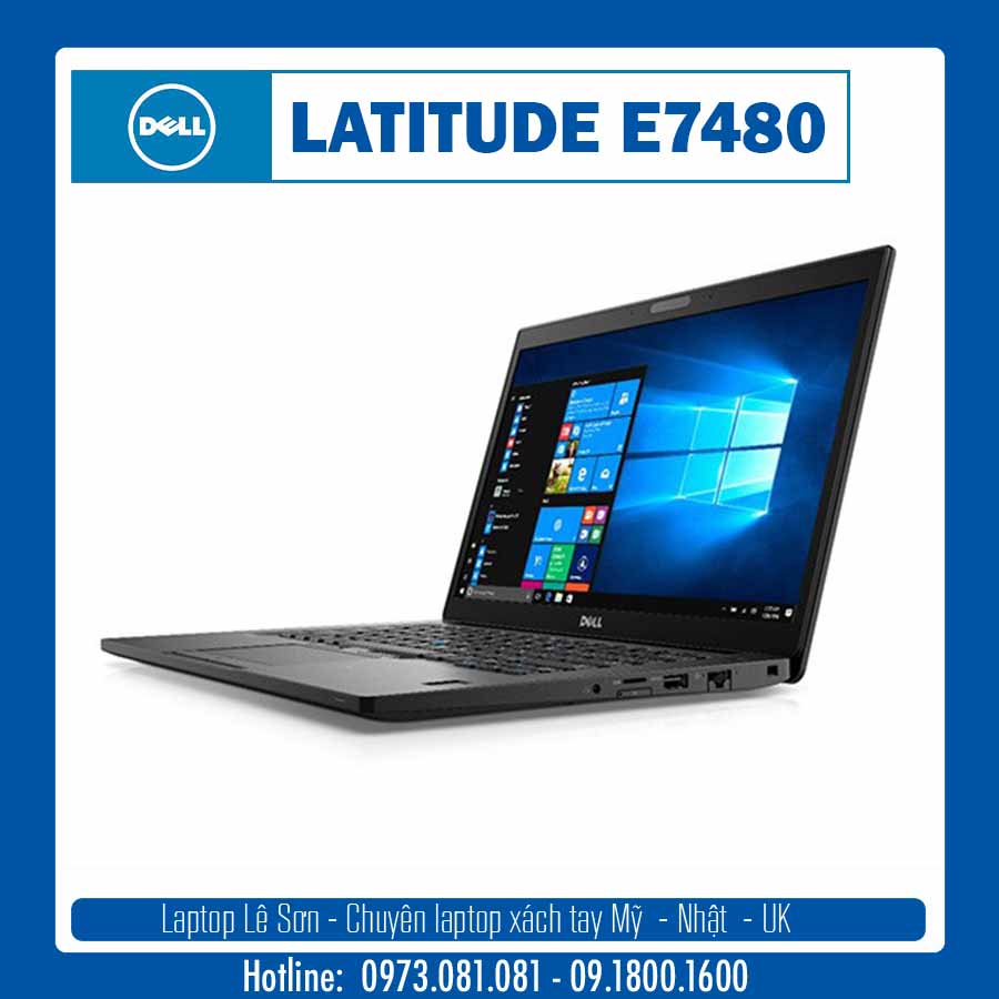 Laptop Lê Sơn Dell Latitude E7480