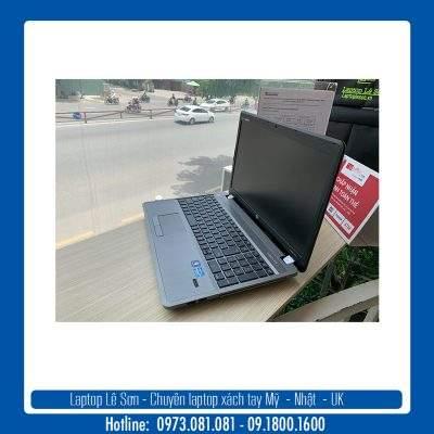 Laptop Lê Sơn - HP 4540s