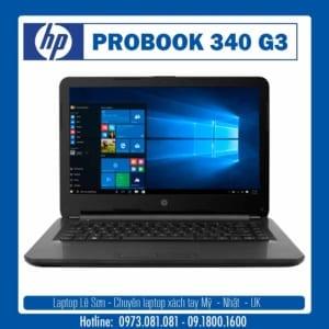 laptop lê sơn hp probook 340 g3