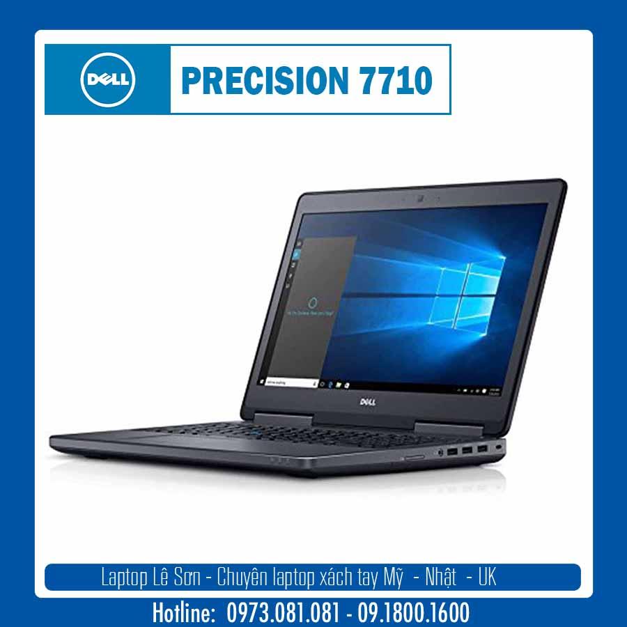 Laptop Lê Sơn Dell Precision 7710 06