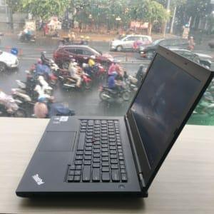 Lenovo Thinkpad L440 có một thiết kế chắc chắn