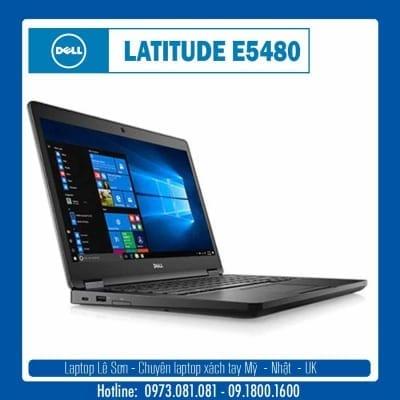 Latop Lê Sơn DELL Latitude E5480 01 Laptop Lê Sơn