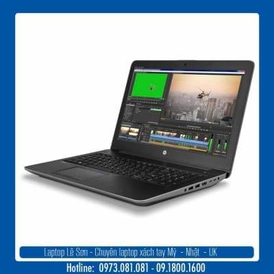 Laptop Lê Sơn HP ZBook 15 G3
