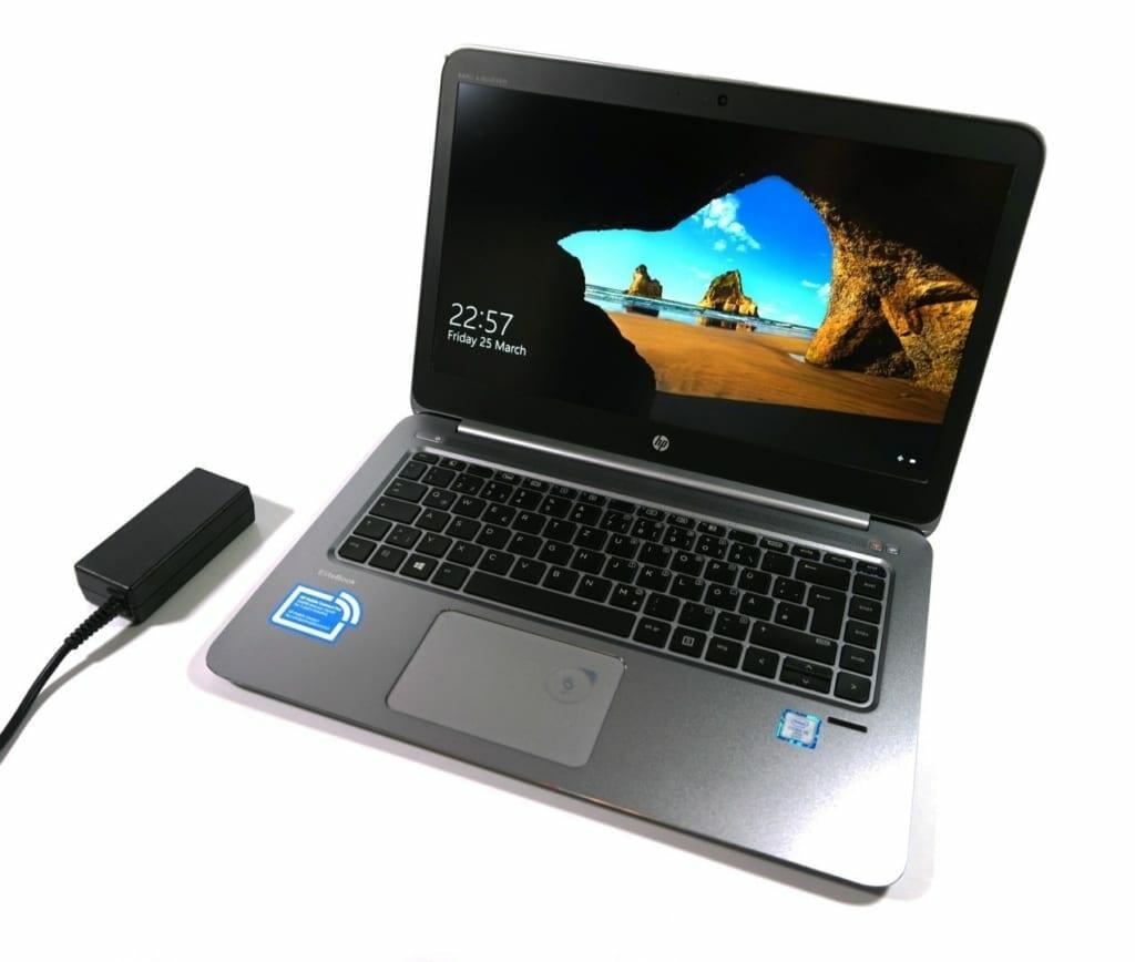 #4 - Laptop mỏng nhẹ làm đồ họa : HP EliteBook Folio 1040 G3