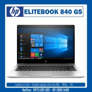 Đánh giá HP Elitebook 840G5