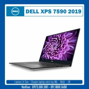 Dell XPS 7590 2019 phiên bản màn hình FHD