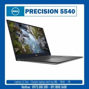 Laptop workstation mỏng nhẹ cao cấp nhất từ DELL