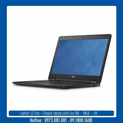 Laptop Lê Sơn Dell Latitude E7470_