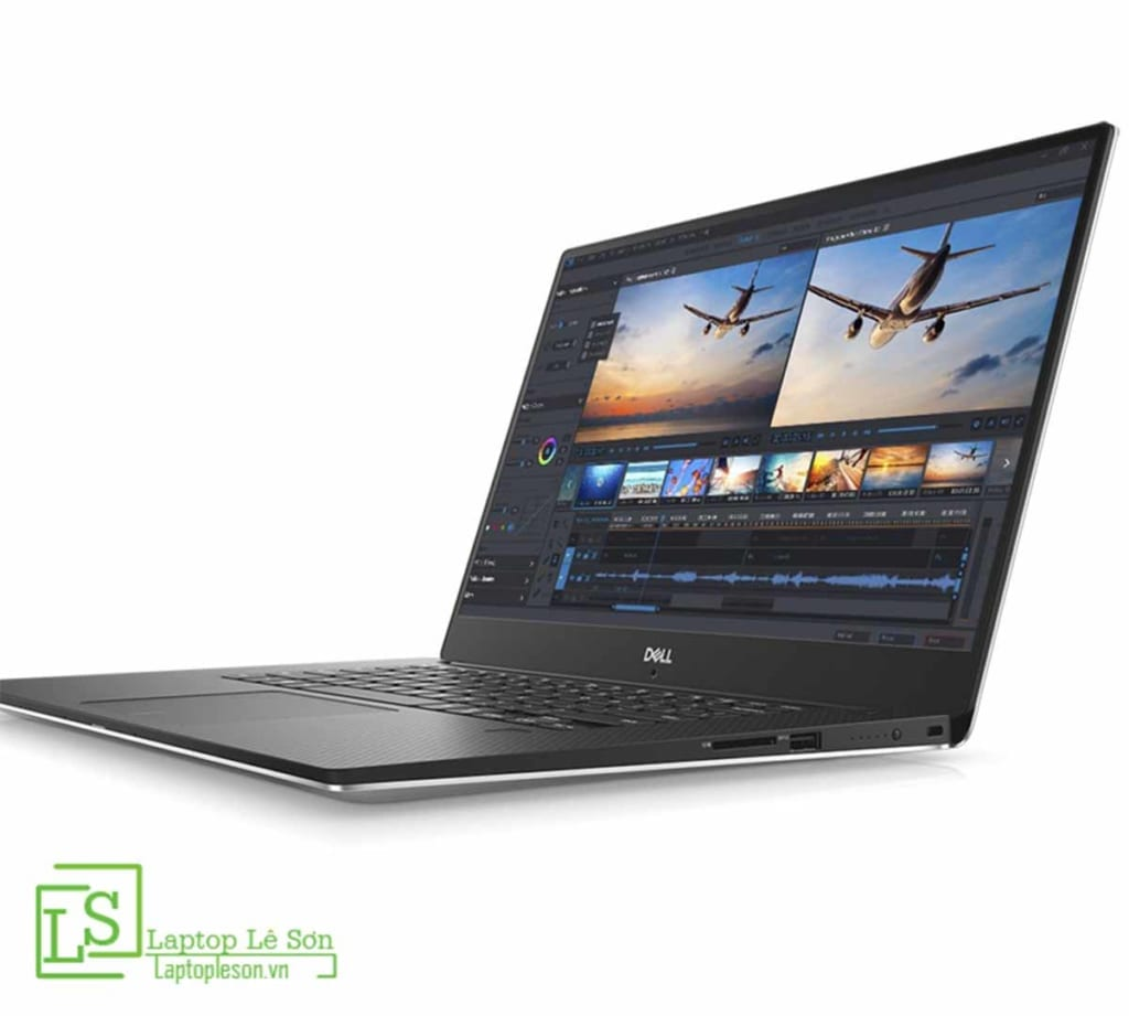 Thiết kế của Dell Precision 5530 - 2 in 1 workstation laptop