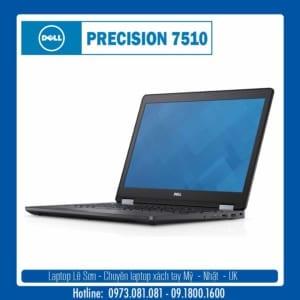 DELL Precision 7510 CPU Xeon