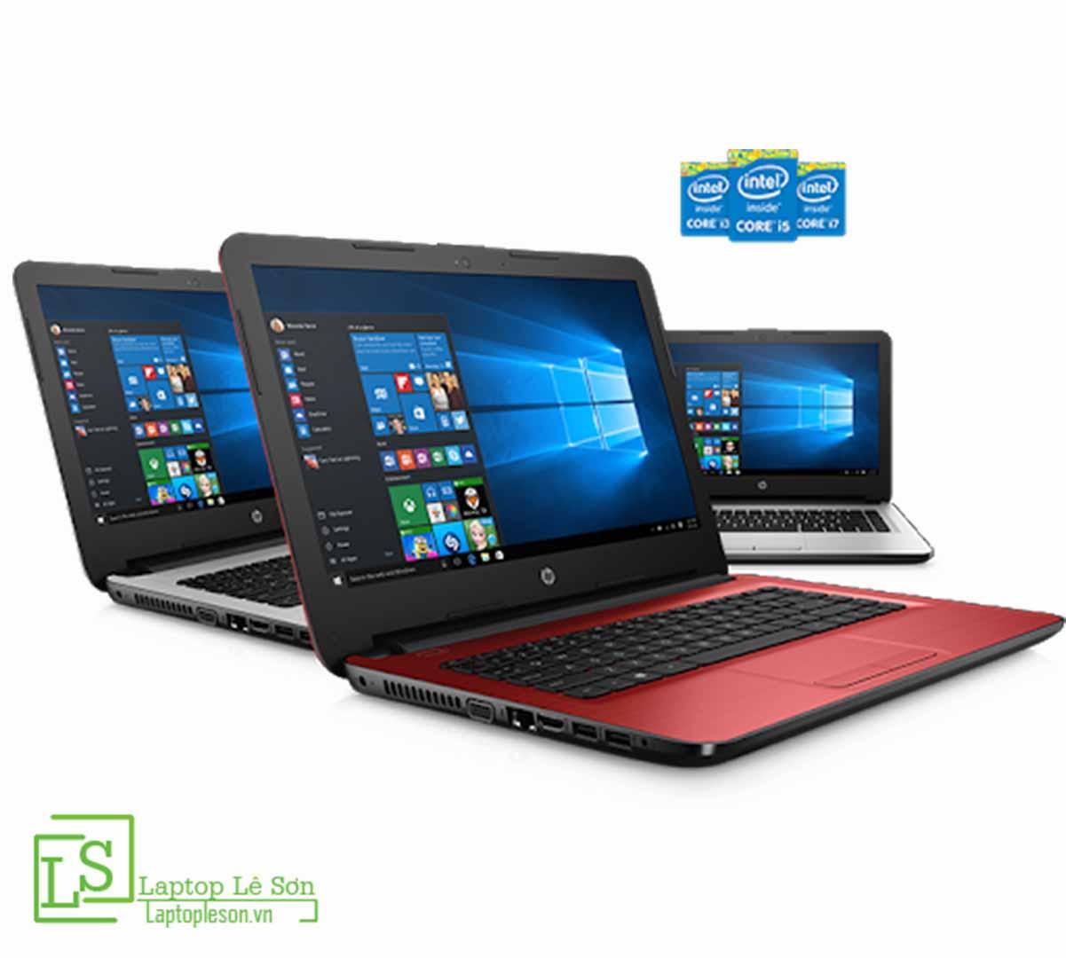 HP Essential - Laptop phổ thông