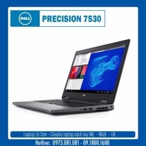 Laptop Lê Sơn DELL Precision 7530 01 - Laptop dell tầm giá 20 triệu