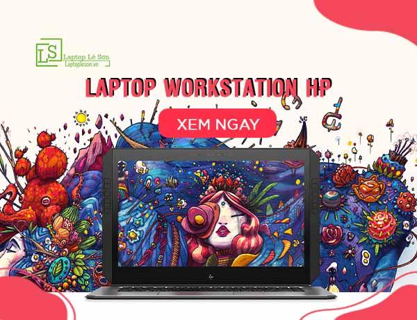 Laptop workstation HP Laptop Lê Sơn