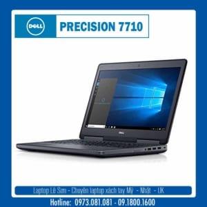 DELL Precision 7710 Phiên bản i7-6820HQ