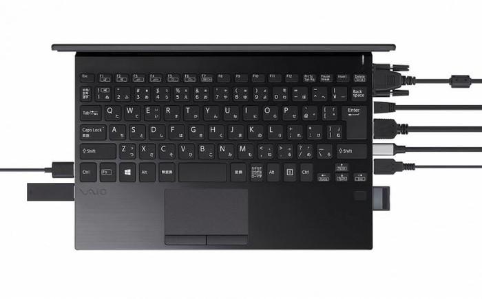 Laptop Windows đa dạng cổng kết nối hơn