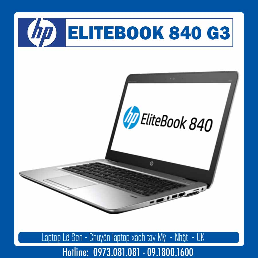 Laptop Lê Sơn HP Elitebook 840 G3 01