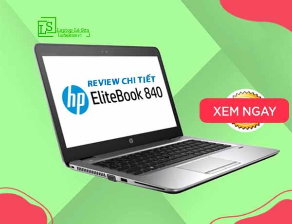 Laptop Lê Sơn HP Elitebook 840 G3 07