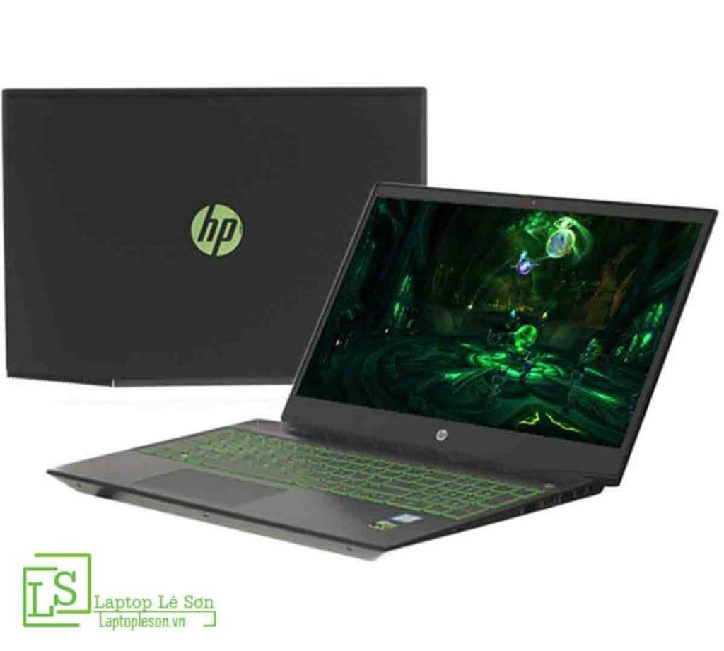 Laptop Lê Sơn HP Gaming Pavilion - 15-dk0056 01