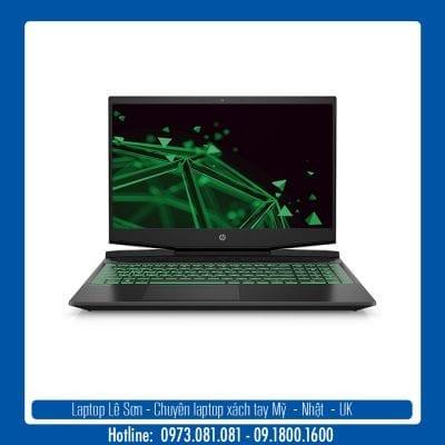 Laptop Lê Sơn HP Gaming Pavilion - 15-dk0056