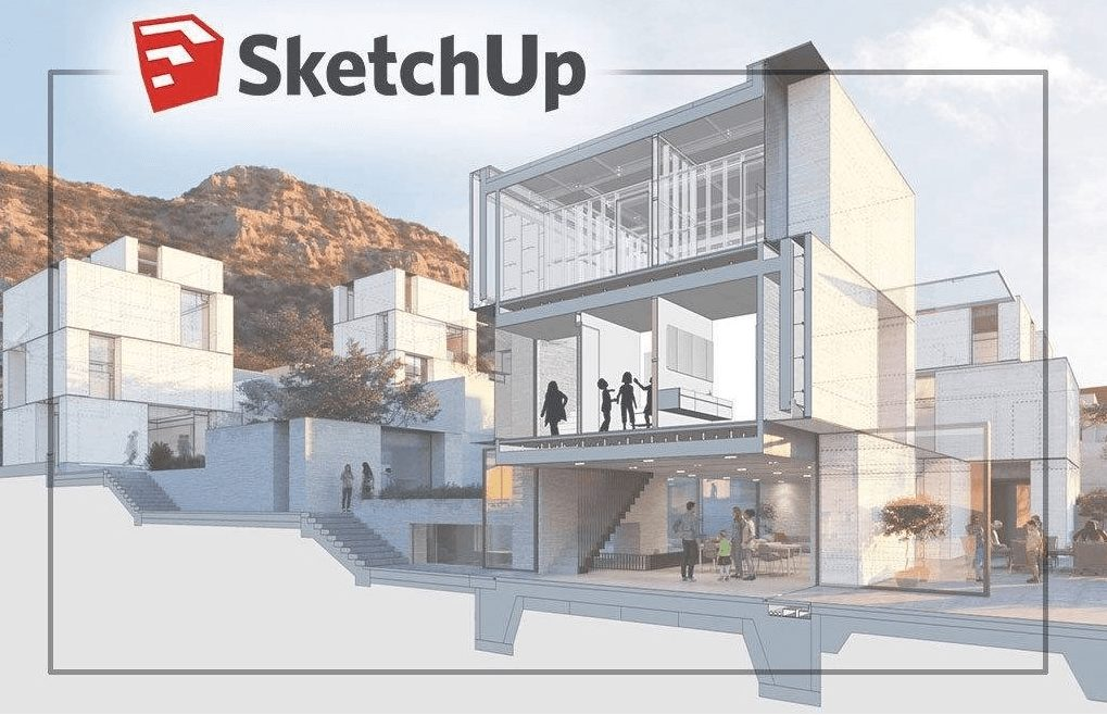Yêu cầu cấu hình phần cứng Laptop của một số phần mềm Sketchup