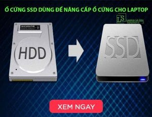 Ổ cứng SSD dùng để nâng cấp ổ cứng cho laptop - laptop lê sơn