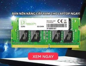 Bạn nên nâng cấp RAM cho laptop ngay - laptop lê sơn