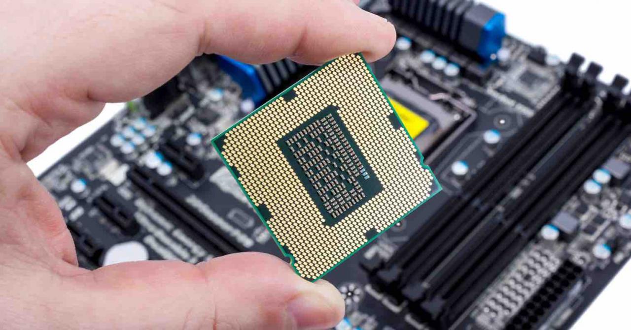 Có nên nâng cấp CPU laptop hay không - laptop lê sơn 2