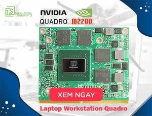 Laptop Workstation Quadro - laptop lê sơn