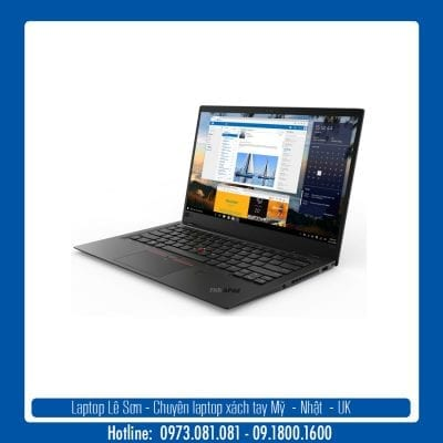 Laptop Lê Sơn - Thinkpad X1 Carbon Gen 4