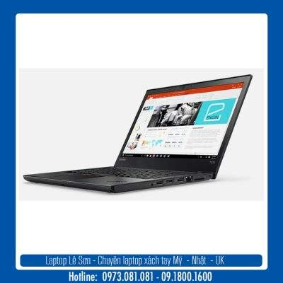 Laptop Lê Sơn - Thinkpad T470