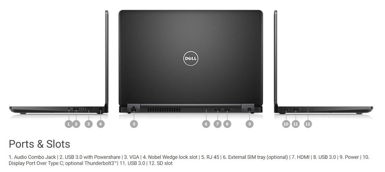 cong ket noi dell 3520 Laptop Lê Sơn