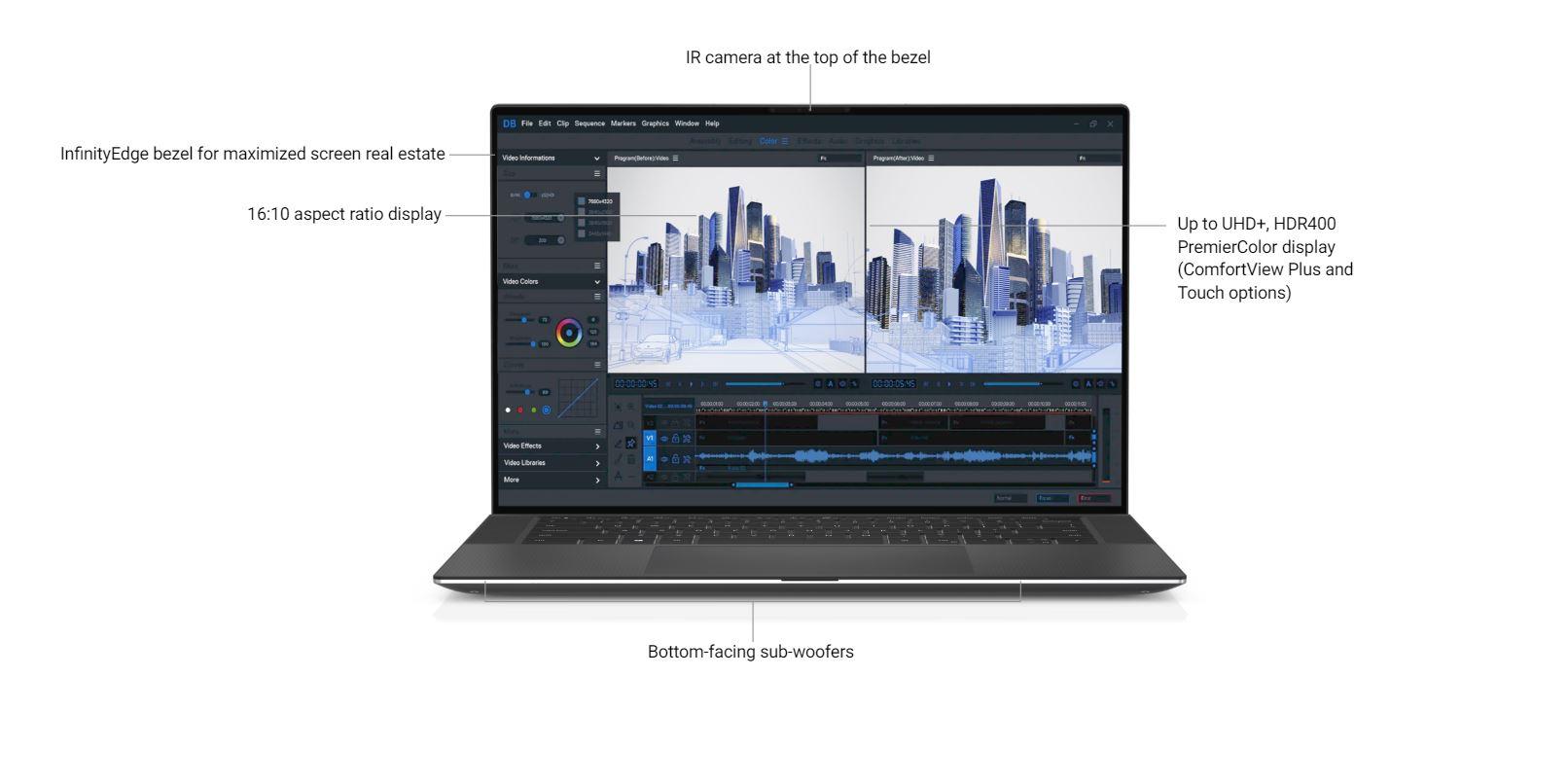 Dell Precsion 5560 4 Laptop Lê Sơn
